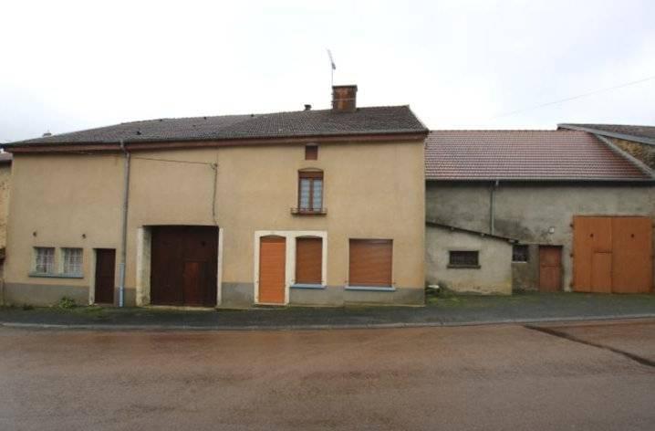 Vente Maison Bourmont